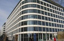 SSG Maxberg® Jura Kalkstein Fassade, Tower Place