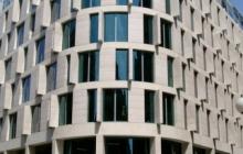 SSG Fassade Maxberg® Jura Kalkstein gelb, Plantation Place Mincing Lane