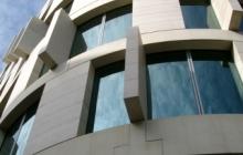 SSG Fassade Maxberg® Jura Kalkstein gelb, Plantation Place London