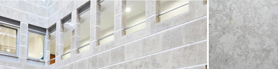 SSG MAXBERG® Jura Kalkstein Fassaden