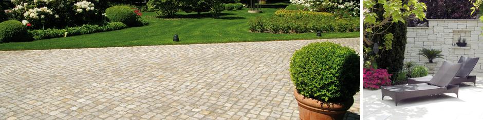 SSG MAXBERG® Jura Kalkstein Gartengestaltung