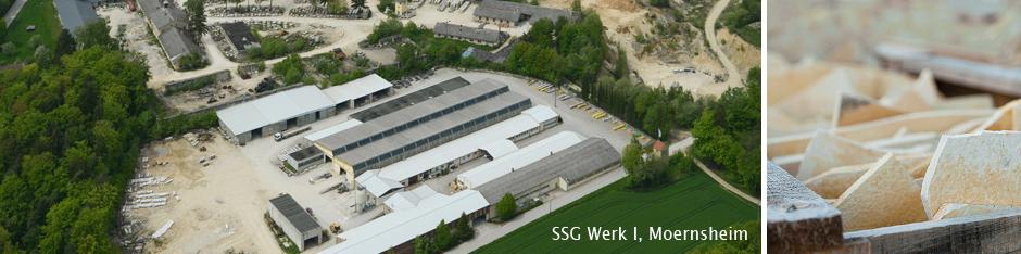 SSG Werk I, Moernsheim