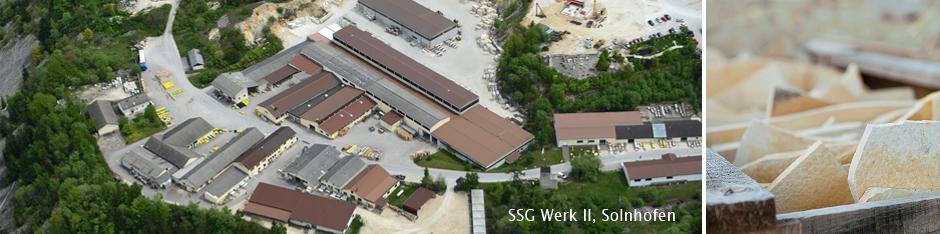SSG Werk II, Solnhofen