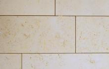 SSG MAXBERG® Jura Kalkstein gelb, Oberbank Castello tellergestrahlt