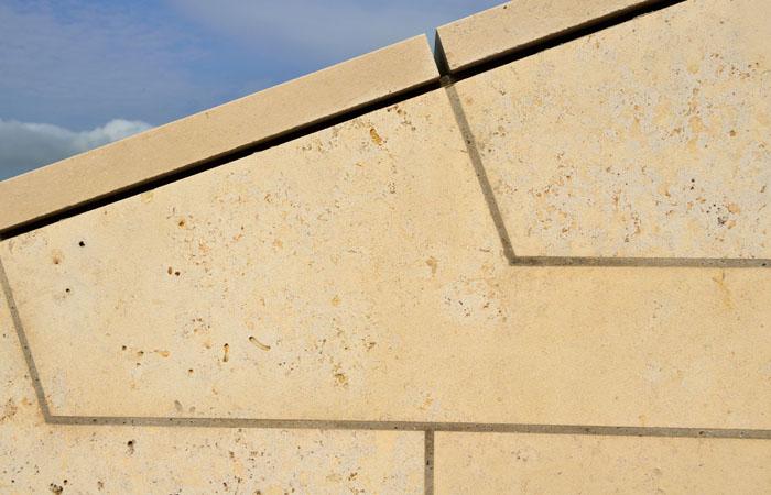 SSG Maxberg® Jura Kalkstein Fassade, Stadtvilla Luzern