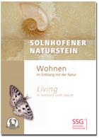 SSG Solnhofener Naturstein Katalog Titel