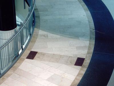 Innenarchitektur mit Naturstein - SSG Solnhofen